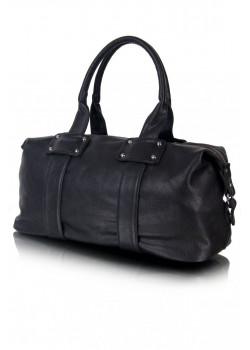 Классическая мужская сумка - Black