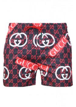 Мужские брендовые шорты - Red