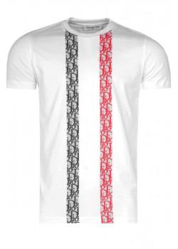 Классическая футболка - White