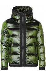 Брендовая мужская куртка - Green