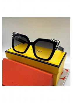 Солнцезащитные очки - Black / White
