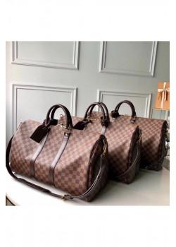 Брендовая кожаная сумка 45 см (3 расцветки)
