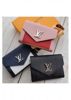 Кожаный брендовый кошелёк (3 расцветки)