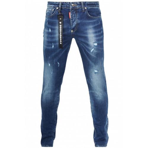 Мужские джинсы - Blue
