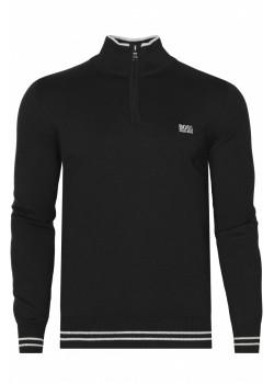 Классическая мужская кофта - Black