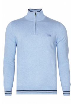 Классическая мужская кофта - Blue