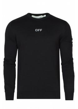 Мужской свитер - Black