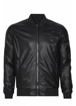 Классическая мужская куртка - Black