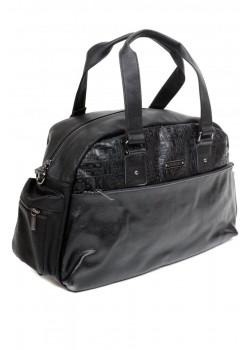 Дорожная сумка - Black 50х32х17 см