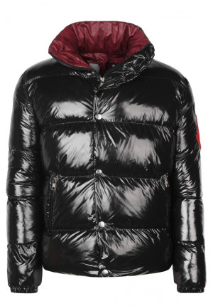 Куртка с глянцевым эффектом  - Black
