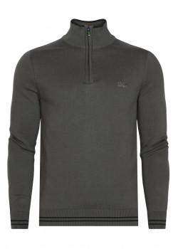 Классическая мужская кофта - Grey