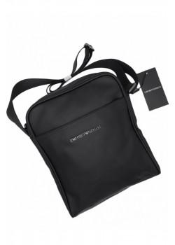 Мужская сумка 23x30 см - Black
