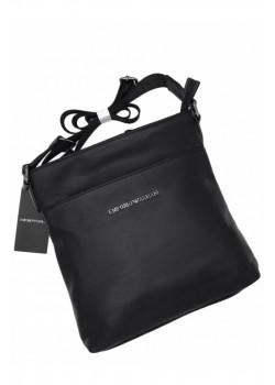 Мужская сумка 29x27 см - Black