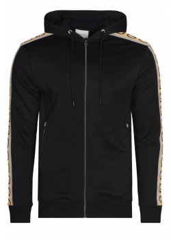 Брендовая мужская кофта - Black