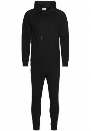 Брендовый мужской костюм - Black