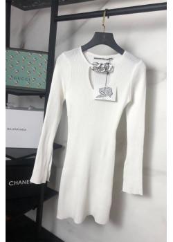 Женское платье - White