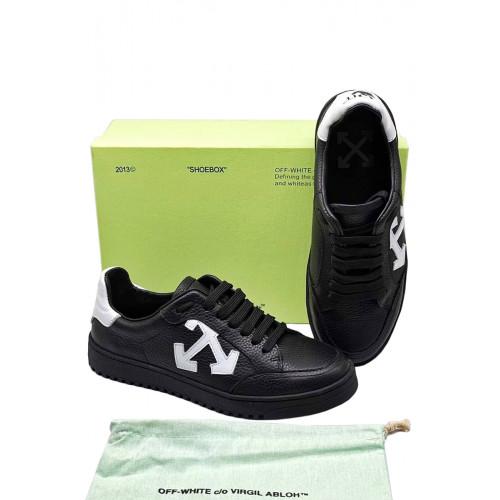 Мужские ботинки - Black / White