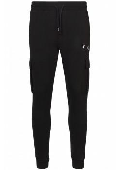 Мужские штаны-карго - Black