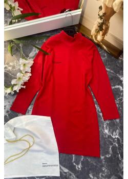 Классическое платье - Red