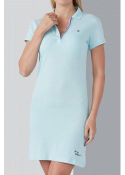 Женское платье - Blue