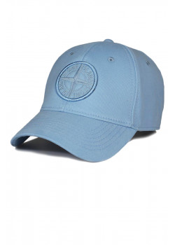 Мужская брендовая бейсболка - Blue