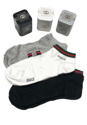 Набор из 3 пар брендовых носков