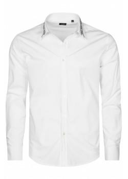 Классическая мужская рубашка - White