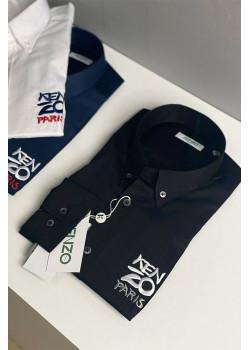Мужская рубашка Paris - Black