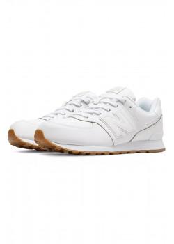 Спортивные кроссовки 574 Leather - White