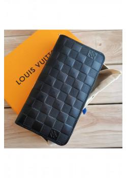 Брендовое портмоне 20х11 см - Black