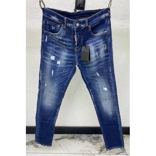 Мужские синие джинсы OVO