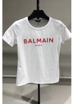 Женская футболка Paris - White