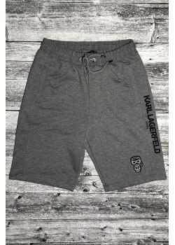 """Мужские шорты """"Ikonik"""" - Grey"""