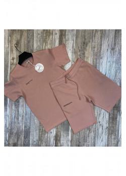 Мужские брендовые шорты - Peach