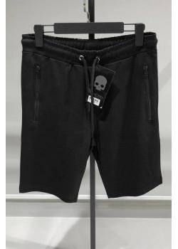 Мужские чёрные шорты Hydrogen