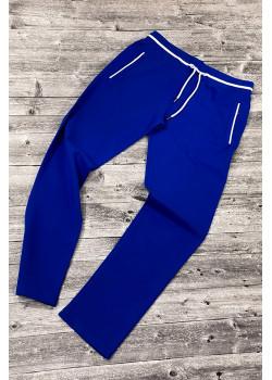 Мужские синие штаны