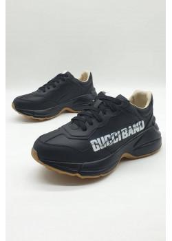 Женские брендовые кроссовки - Black