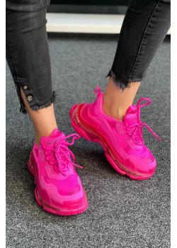 Кроссовки Triple S - Pink