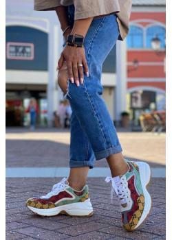 Женские брендовые кроссовки (2 расцветки)