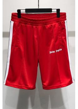 Мужские красные шорты