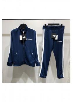 Мужской тёмно-синий костюм