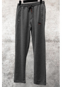 Мужские серые штаны