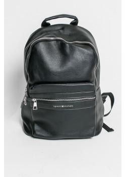 Мужской рюкзак чёрного цвета