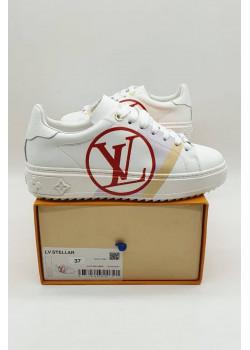 Женские брендовые кроссовки - White