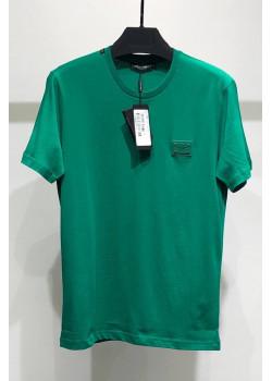 Мужская футболка Logo Plaque - Green