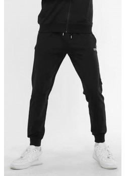 Мужские чёрные штаны