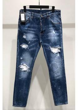 """Мужские синие джинсы """"ICON"""""""