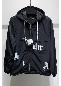 "Мужская куртка ""Broken Logo"" - Black"