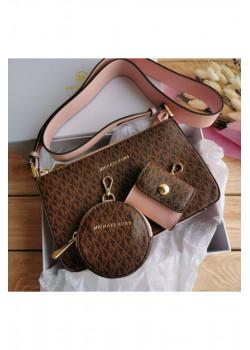 Кожаная сумка 24x15 см (4 расцветки)