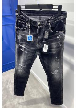"Мужские джинсы ""ICON"" - Dark Grey"